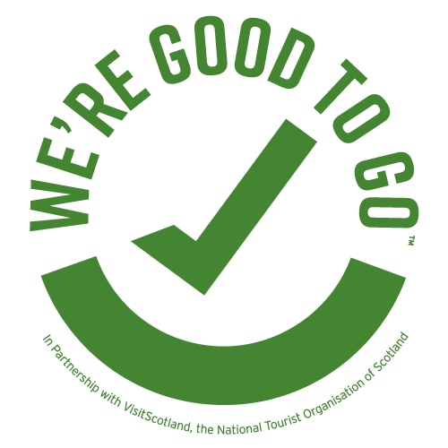 Good to Go Scotland logo